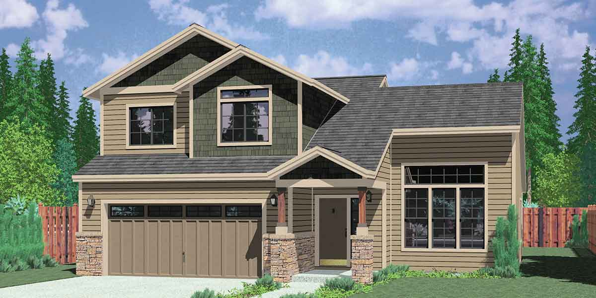 9953 Master on the Main floor house plan