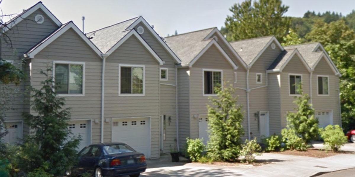 Multi Family Sloping Lot Plans Hillside Plans Daylight